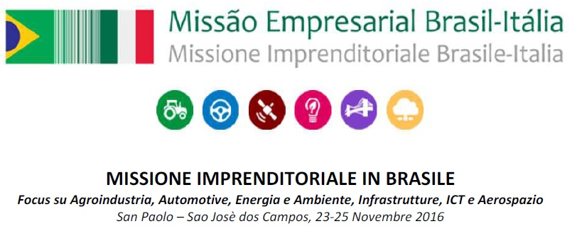 BUSINESS MISSION IN BRAZIL