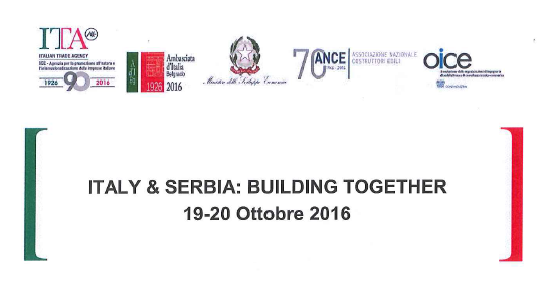 Italy&Serbia Building Together