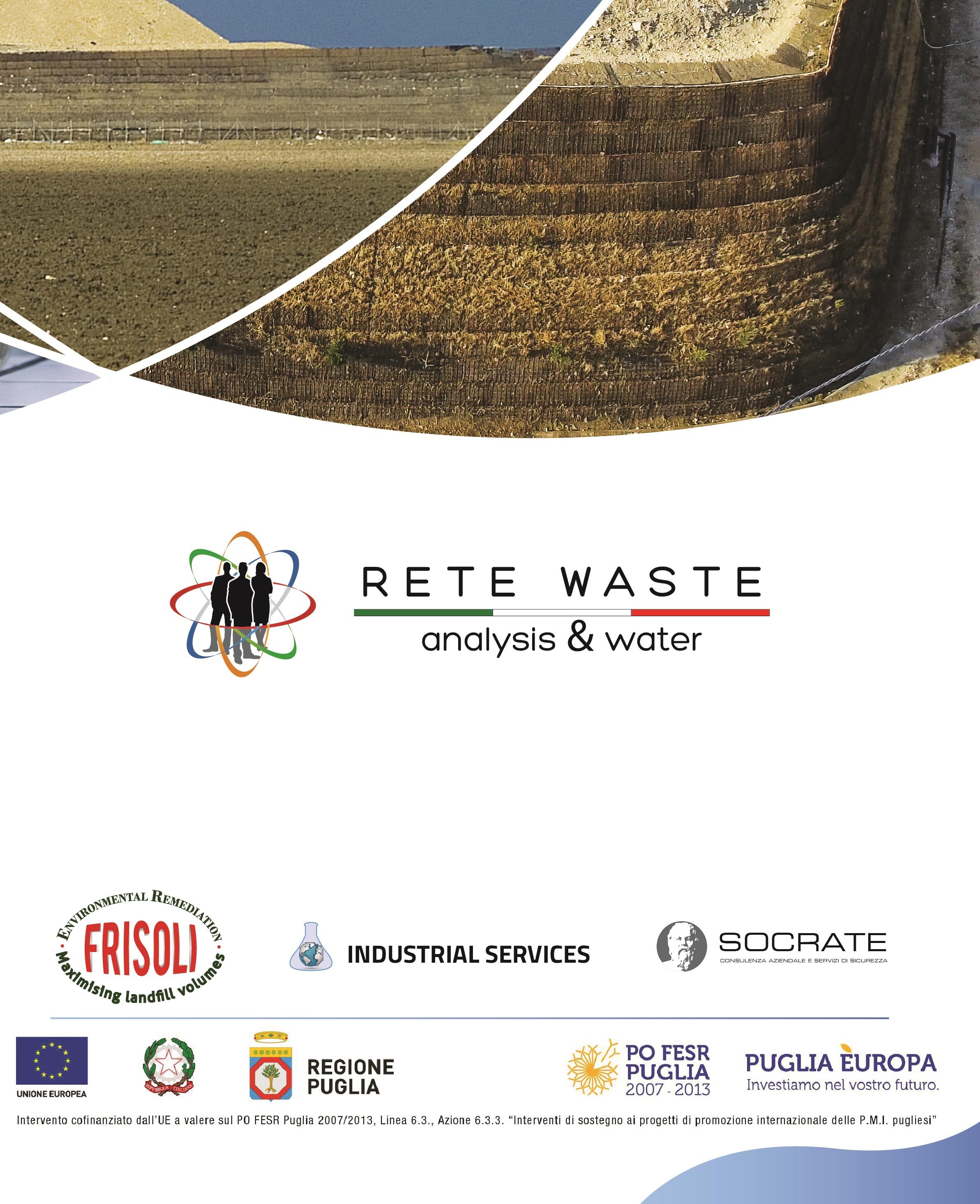 Rete Waste Analysis & Water