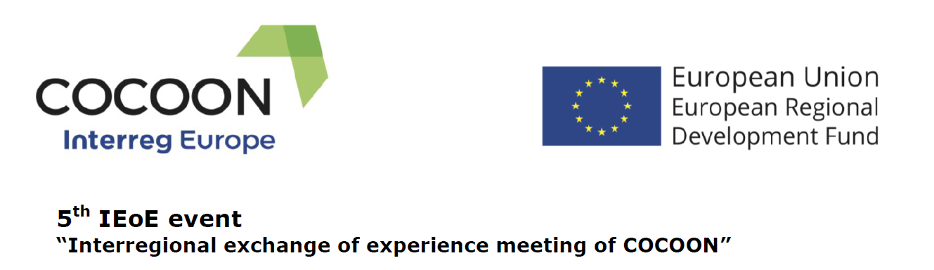 Interregional exchange of experience meeting